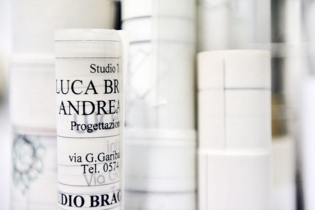 Progettazione e realizzazione geometra Luca Bragagni